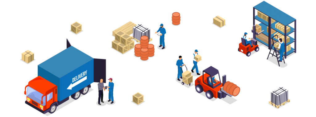 delivery process image