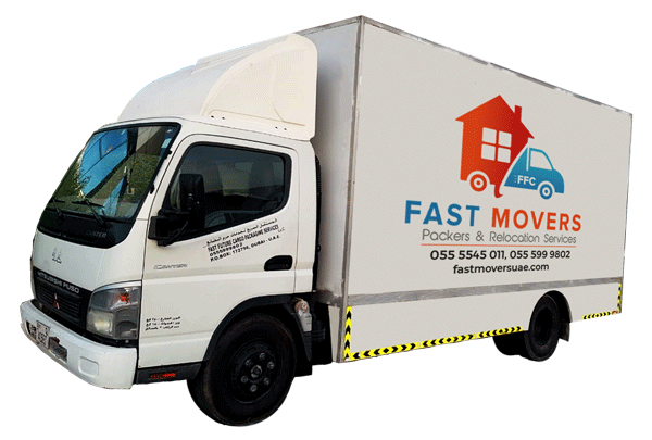 Fast movers truck